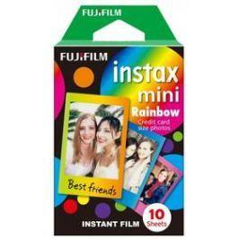 Fujifilm Instax Mini Rainbow 10ks