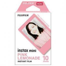 Fujifilm Instax Mini Pink Lemonade 10ks