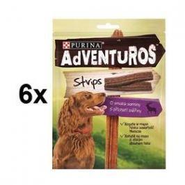 Purina Adventuros Strips 6 x 90g