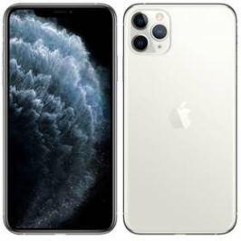 Apple iPhone 11 Pro Max 256 GB - Silver (MWHK2CN/A)