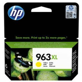HP 963XL, 1600 stran (3JA29AE) žlutá
