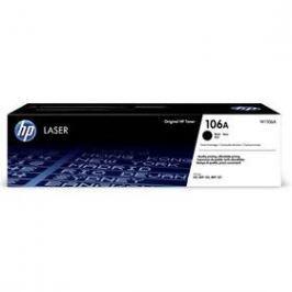 HP 106A, 1000 stran (W1106A) černý