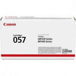 Canon CRG 057, 3100 stran (3009C002) černý