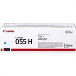 Canon CRG 055 H, 5900 stran (3019C002) modrý