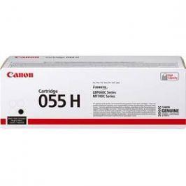 Canon CRG 055 H, 7600 stran (3020C002) černý