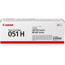 Canon CRG 051 H, 4100 stran (2169C002) černý