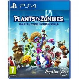 EA PlayStation 4 Plants vs. Zombies: Battle for Neighborville (EAP462321)