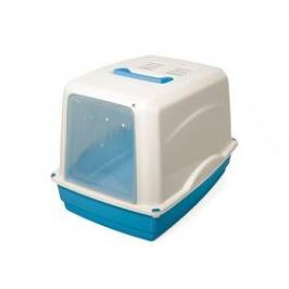 Argi krytá s filtrem - 54 x 39 x 39 cm modrá