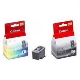 Canon PG40/CL-41 , 16,9ml  - originální (0615B036) černá/červená/modrá/žlutá
