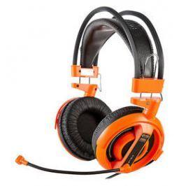 E-Blue Cobra I (EHS013OG) oranžový