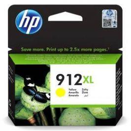 HP 912XL, 825 stran (3YL83AE) žlutá