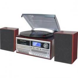Mikrosystém Roadstar HIF-8892 EBT s gramofonem, BT