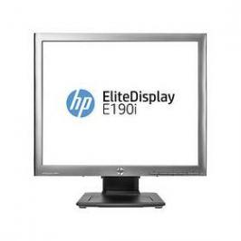 HP EliteDisplay E190i (E4U30AA#ABB) černý/stříbrný