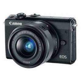 Canon EOS M100 + M 15-45 IS STM + IRISTA (2209C096) černý
