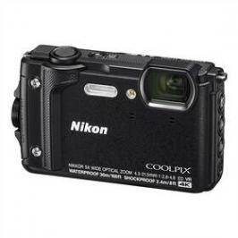 Nikon Coolpix W300 + 2 v 1 plovoucí popruh černý
