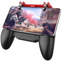 iPega Multifunctional Game Grip s ventilátorem (PG-9123) černý