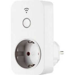 Swisstone SH 1100, WiFi zásuvka 16 A, Android, iPhone, Google Home, Amazon Alexa (SH 1100)