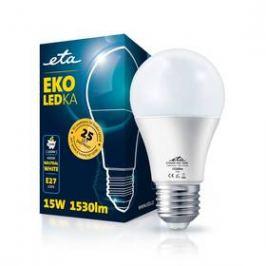 ETA EKO LEDka klasik 15W, E27, neutrální bílá (A65W15NW)