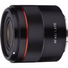 Samyang AF 45 mm f/1.8 Sony FE černý