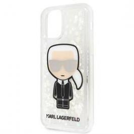 Karl Lagerfeld Glitter Iridescente pro Apple iPhone 11 Pro (KLHCN58LGIRKL)