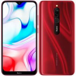 Xiaomi Redmi 8 64 GB Dual SIM (25480) červený