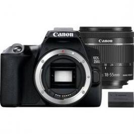 Canon EOS 250D + 18-55 IS STM + akumulátor LP-E17 (3454C022) černý