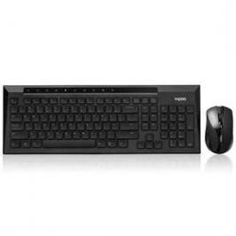 Rapoo 8200P, CZ+SK layout (18002) černá