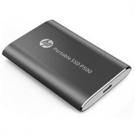 HP Portable P500 500GB (7NL53AA#ABB) černý