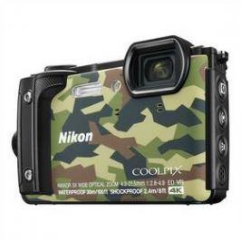 Nikon Coolpix W300 + 2 v 1 plovoucí popruh