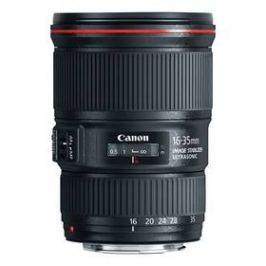Canon EF 16-35 mm f/4L IS USM černý