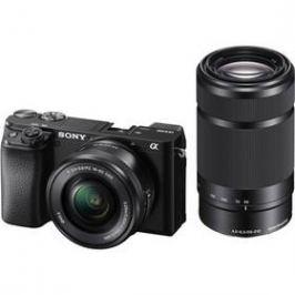 Sony Alpha 6100 + 16-50 + 55-210 černý