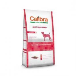 Calibra Dog Grain FreeAdult Small Breed Duck 7kg