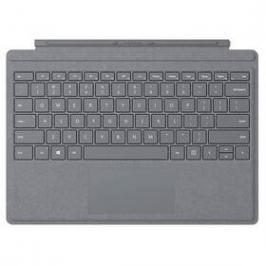 Microsoft Surface Go Type Cover, US layout (KCS-00013) stříbrné