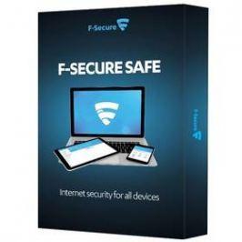 F-Secure SAFE, 3 zařízení / 1 rok (FCFXBR1N003G2)
