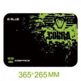 E-Blue Cobra M, 36,5 x 26,5 cm (EMP005-M) černá/zelená