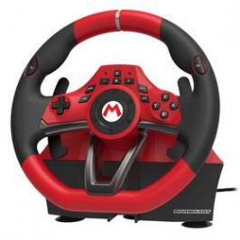 HORI Mario Kart Racing Wheel Pro DELUXE (NSW-228U) černá