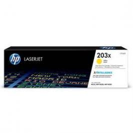 HP 230X, 2500 stran (CF542X) žlutý
