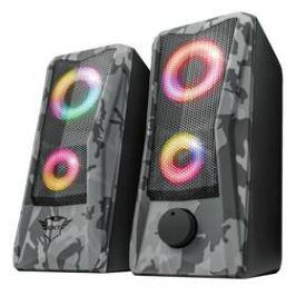 Trust GXT 606 Javv RGB-Illuminated 2.0 (23379) šedé