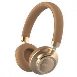 Defunc BT Headphone PLUS zlatá/béžová