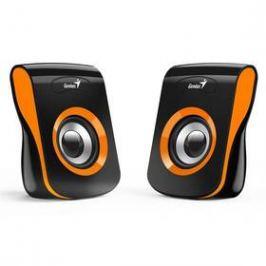 Genius SP-Q180 (31730026402) černé/oranžové