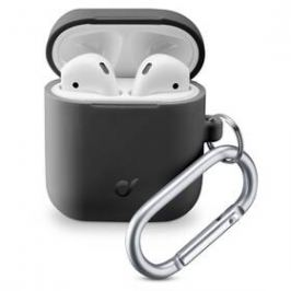 CellularLine Bounce pro Apple AirPods (2018/2019) (BOUNCEAIRPODSK) černé