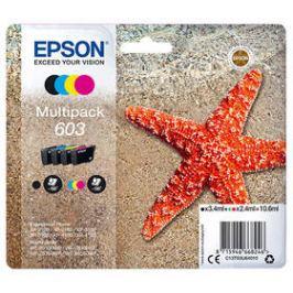 Epson 603, 150/130 stran - CMYK (C13T03U64010)