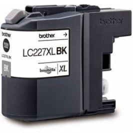 Brother LC-227XL BK, 1200 stran (LC227XLBK) černá