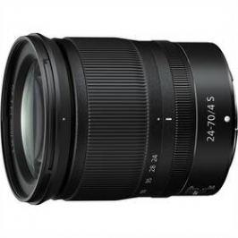 Nikon 24-70 mm f/4 S NIKKOR Z černý