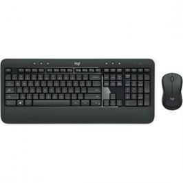 Logitech Advanced Combo, CZ/SK (920-009086) černá