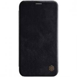 Nillkin Qin Book pro Apple iPhone X/Xs černé