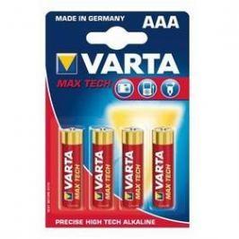 Varta Max Tech, AAA, 4 ks