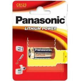Panasonic CR123A, blistr 1ks