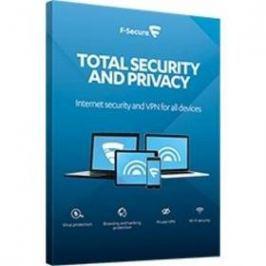 F-Secure TOTAL, 3 zařízení / 1 rok (FCFTBR1N003G1)