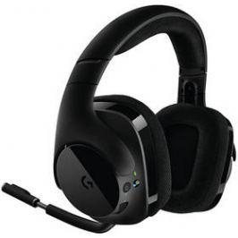 Logitech Gaming G533 Wireless (981-000634) černý